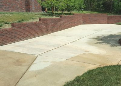 Driveway 3 After