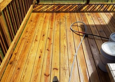 Deck & Rail After