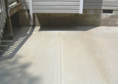 Driveway Cleaning by Camelot Pressure Washing in Charlotte, NC