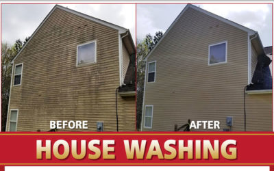 Now Booking June Pressure Washing Appointments