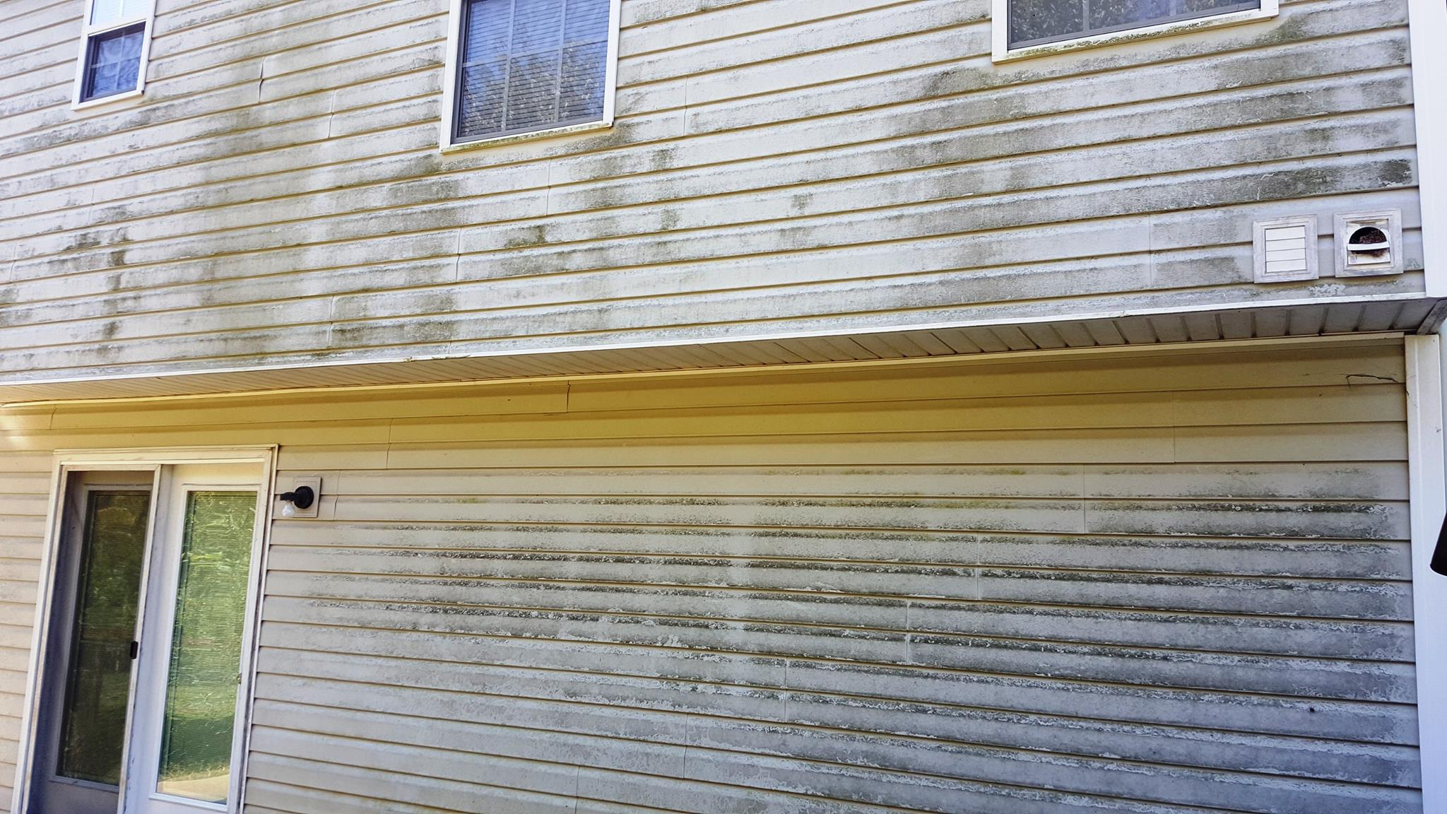 House Washing Softwash Camelot Pressure Washing