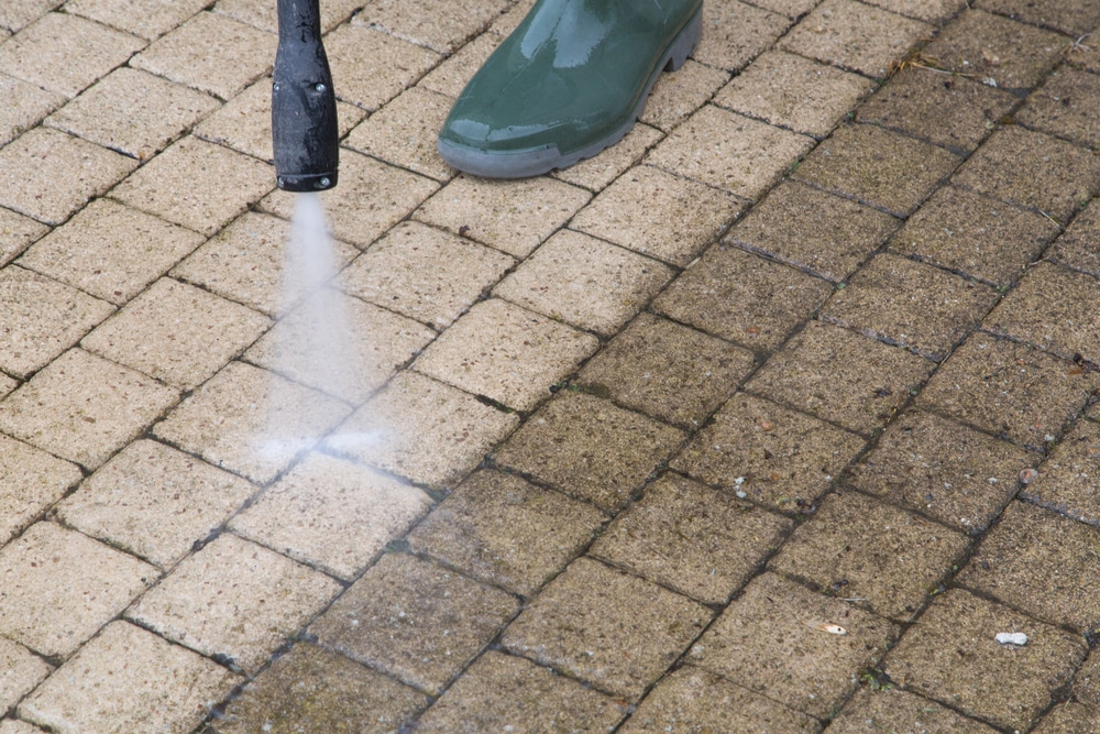 Pressure Washing Definitions