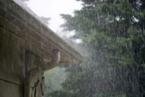 Clean gutters to keep rainwater away from your Charlotte, NC home