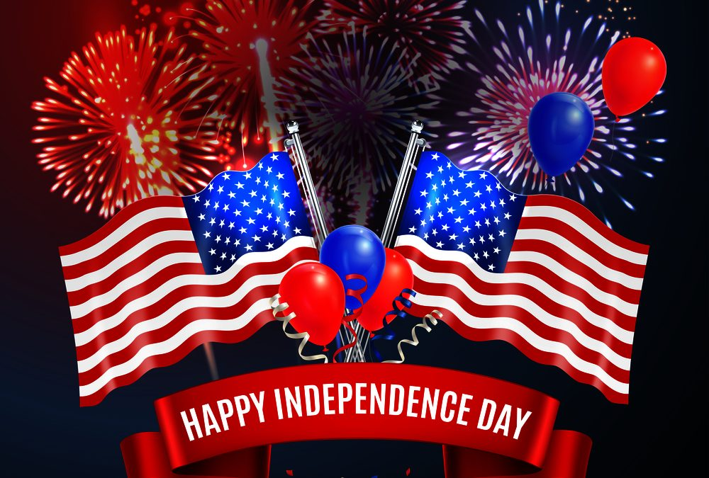 Happy independence day from Camelot pressure washing in Harrisburg, NC