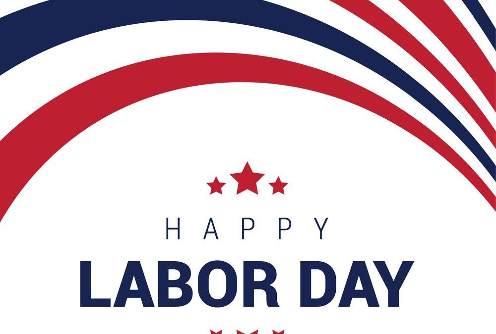 Happy Labor Day from Camelot Pressure Washing company in Charlotte, NC