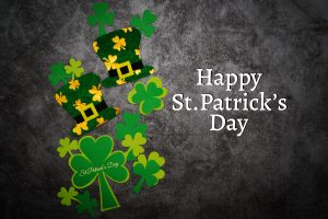 Happy St. Patrick's Day from Camelot Pressure Washing in Harrisburg, NC, serving the greater Charlotte, NC area.