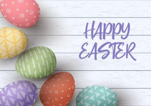 Happy Easter from Camelot Pressure Washing in Harrisburg, NC, cleaning homes and businesses in Charlotte, NC