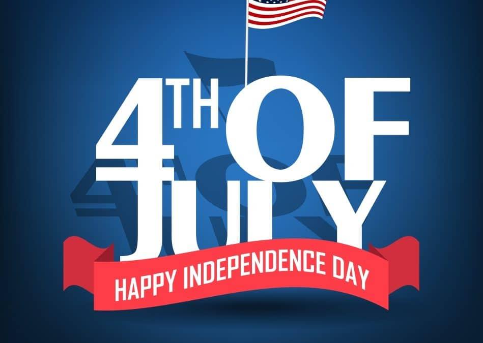 Celebrating America's Birthday on July 4th