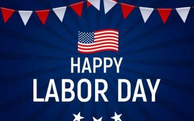 Goodbye Summer, Happy Labor Day Weekend!