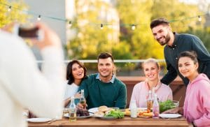 Fall parties on your deck or patio in Harrisburg, NC
